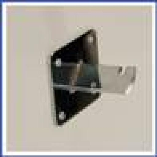 GRIDWALL WALL BRACKET RETAIL DISPLAY SHOP FITTINGS X100