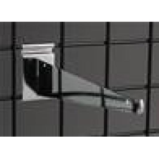 GRIDWALL 12'' SHELF BRACKET RETAIL DISPLAY SHOP FITTINGS X50
