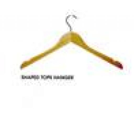 100X COAT CLOTHES HANGER RETAIL DISPLAY SHOP FITTING